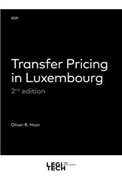 [TRAPRI] Transfer Pricing - 2e édition