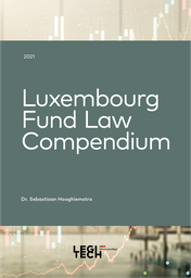 [LUXFUNDLAWCOMP] LUXEMBOURG FUND LAW COMPENDIUM